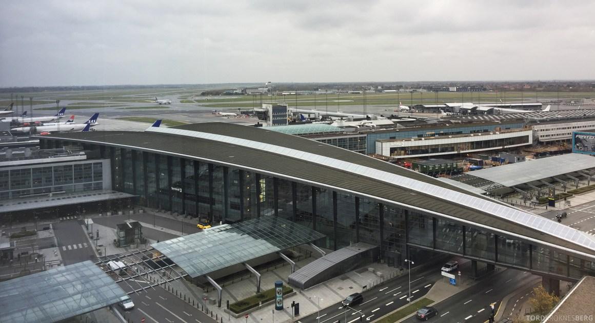 Hilton Copenhagen utsikt