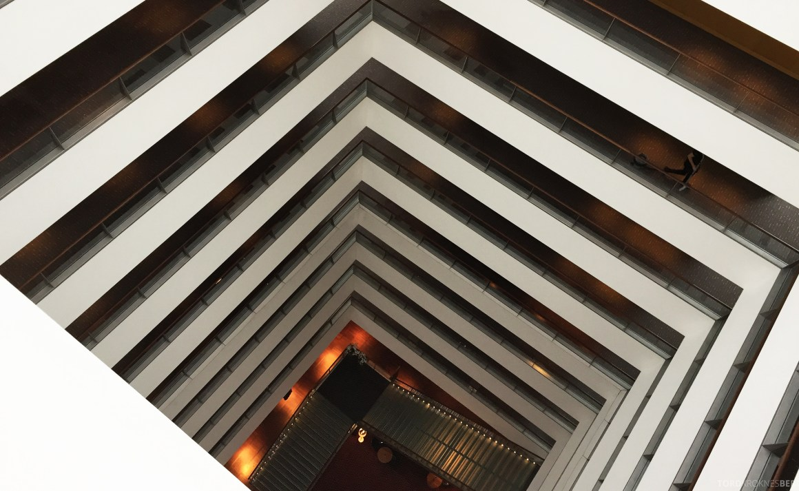Hilton Copenhagen innendørs