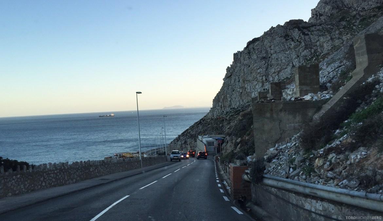 Leiebil Spania Gibraltar vei