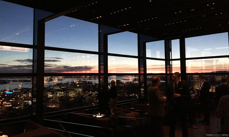 Summit Bar Oslo atmosfære