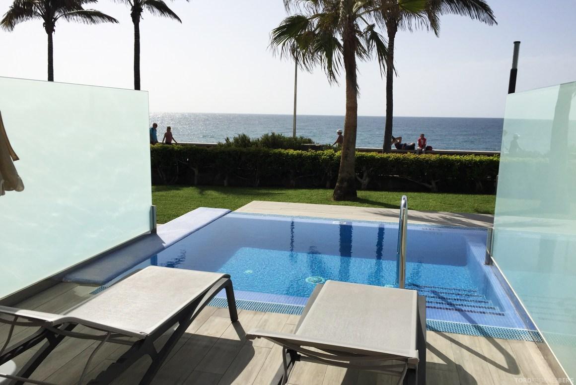 ClubHotel RIU Gran Canaria privat basseng