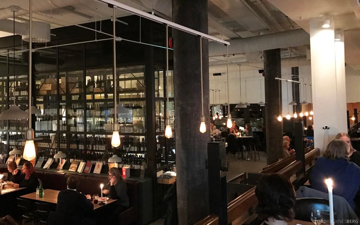 Restaurant Frati Trondheim detaljer