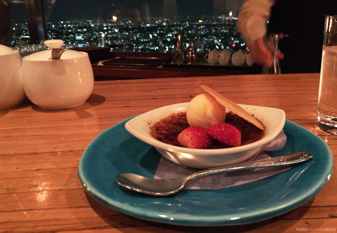 Restaurant Shinjuku Kobe Tokyo dessert