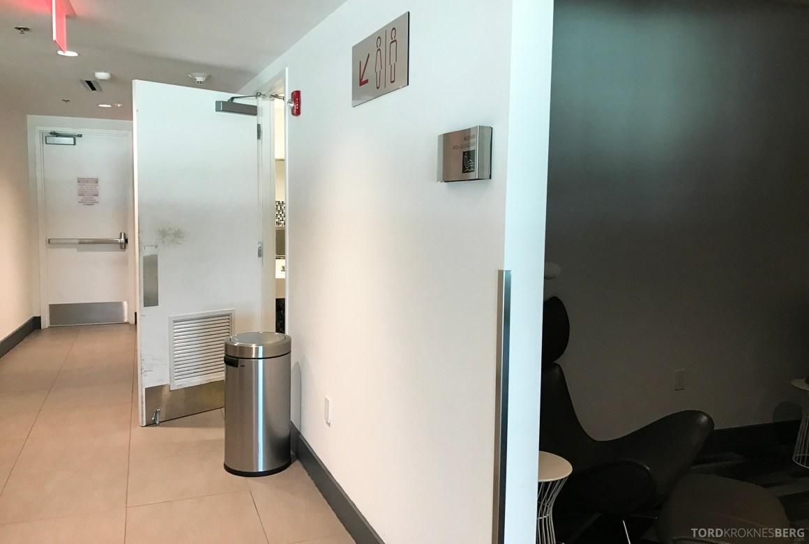 Avianca VIP Lounge Miami stillerom