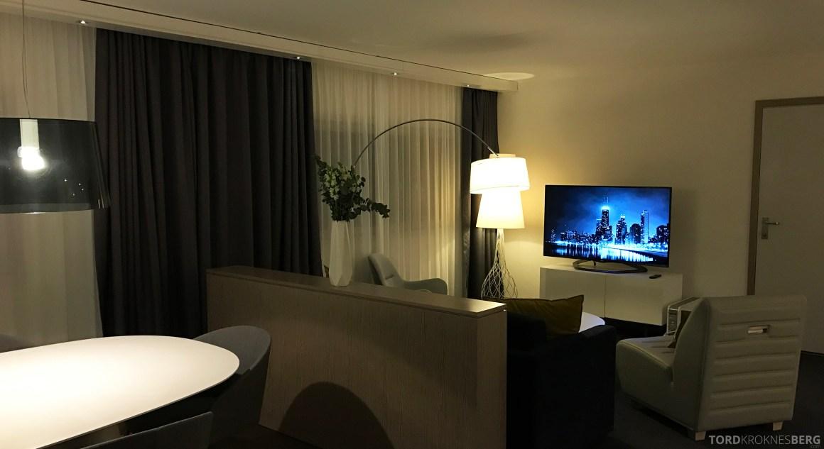 Radisson Blu Oslo Airport Hotel Suite stue