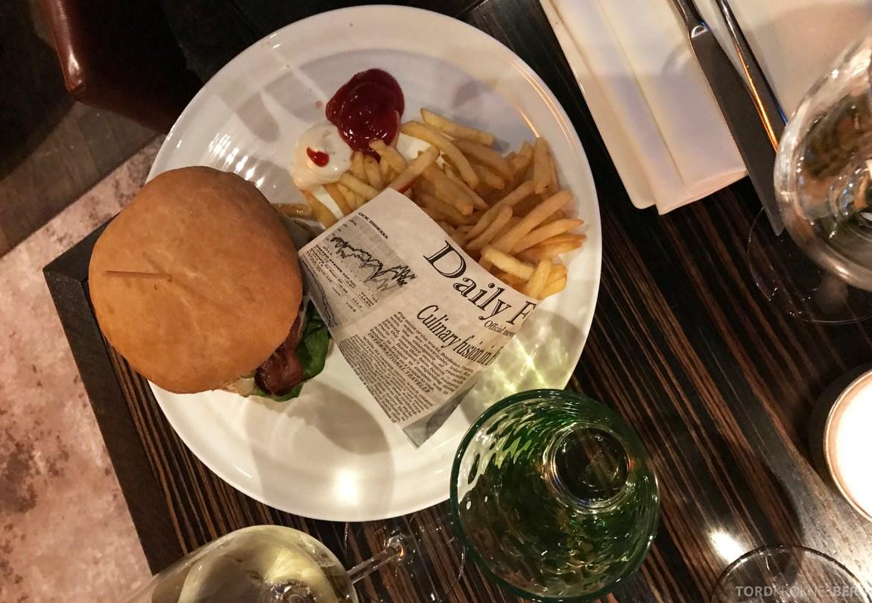 Restaurant Heat Radisson Blu Berlin burger
