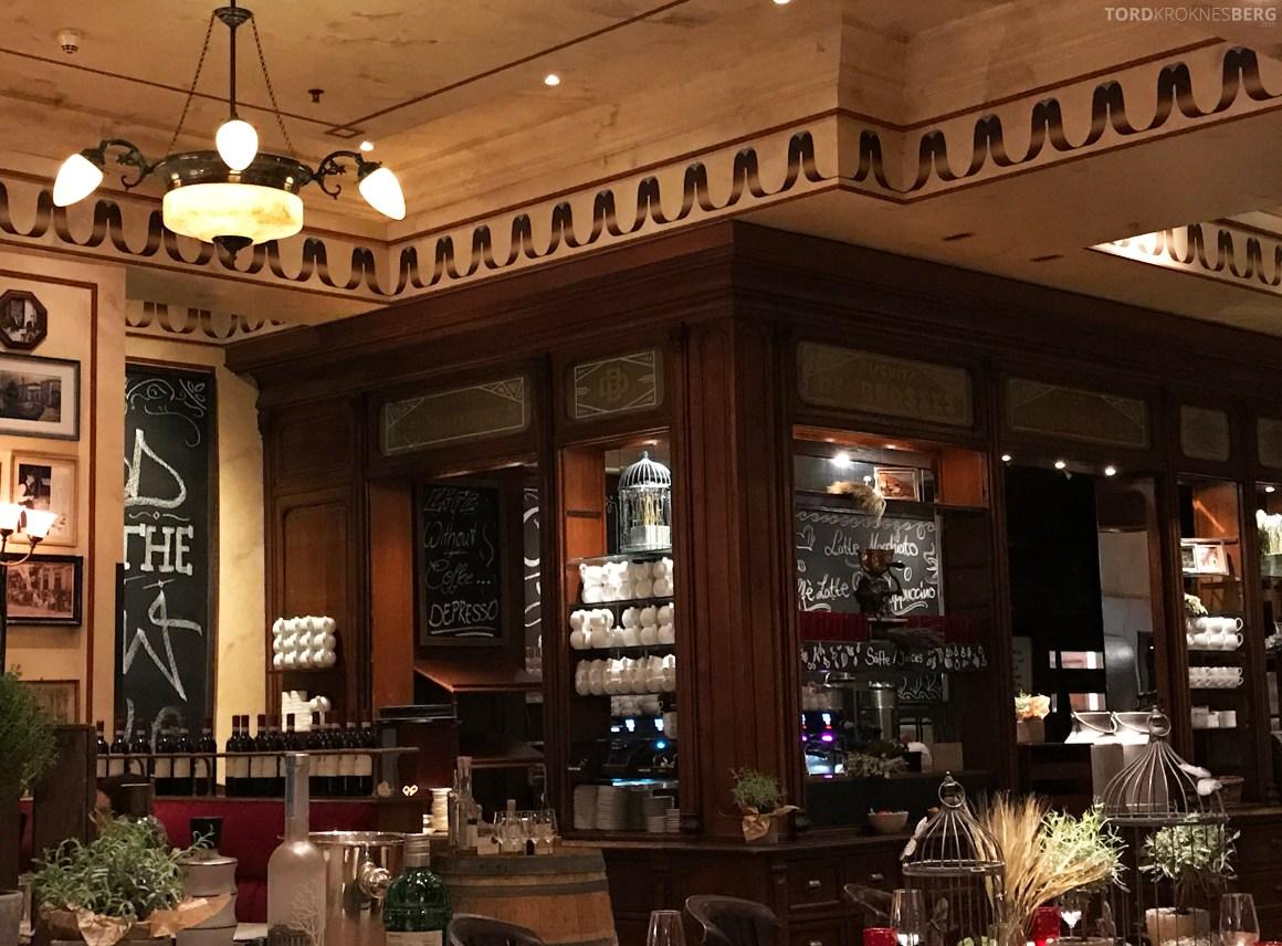 Brasserie Desbrosses Ritz-Carlton Berlin detaljer