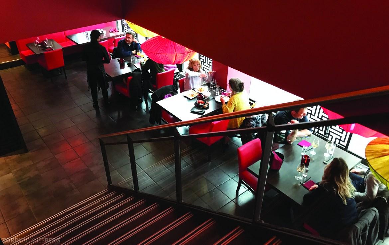 Mahayana Asian Dining Oslo plass