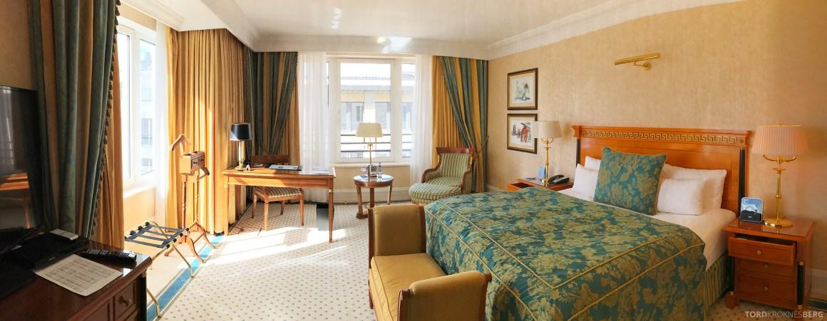 The Ritz-Carlton Berlin panorama club-rom