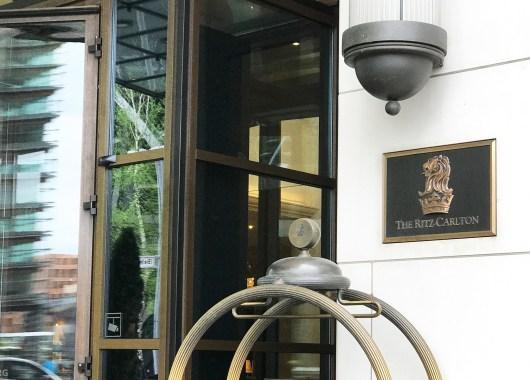 The Ritz-Carlton Berlin inngang
