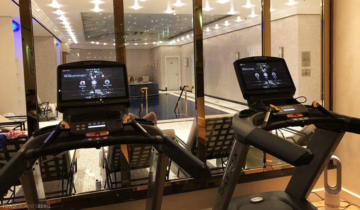 The Ritz-Carlton Berlin fitness