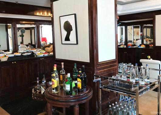 The Ritz-Carlton Berlin Club Lounge drikke
