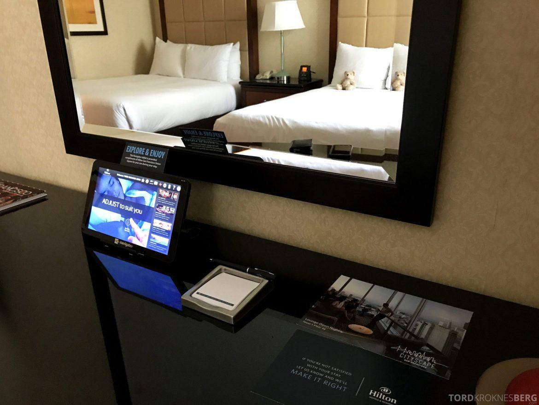 Hilton San Francisco Hotel nettbrett