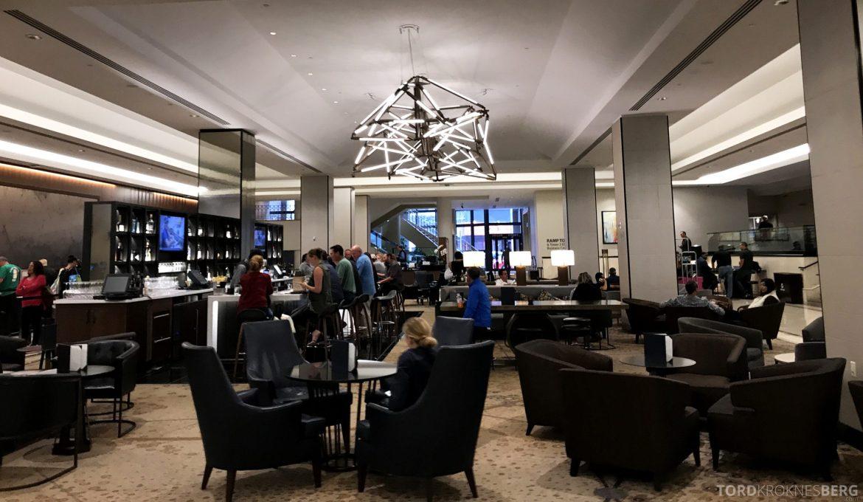 Hilton San Francisco Hotel lobby