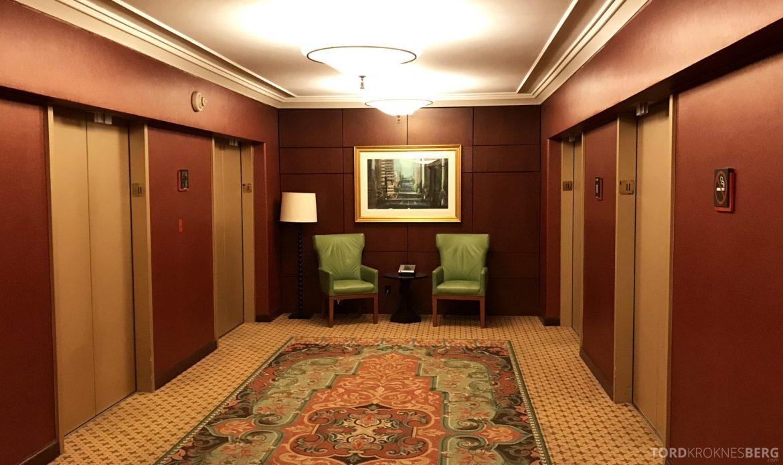 Hilton San Francisco Hotel interiør