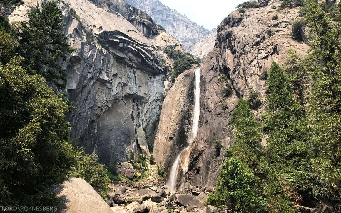 Yosemite Tour Falls