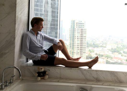 Ritz-Carlton Jakarta Tord Kroknes Berg