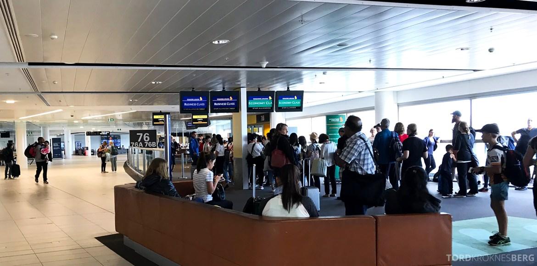 Singapore Airlines Business Class Brisbane Singapore gate