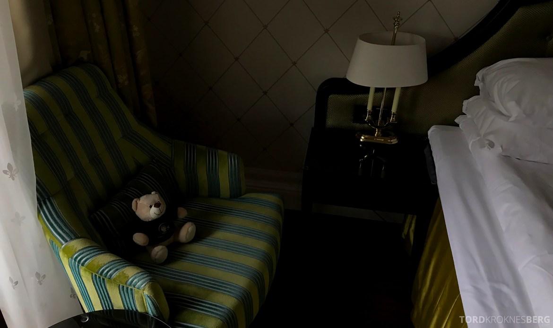 Thon Hotel Bristol Oslo reisefølget stol