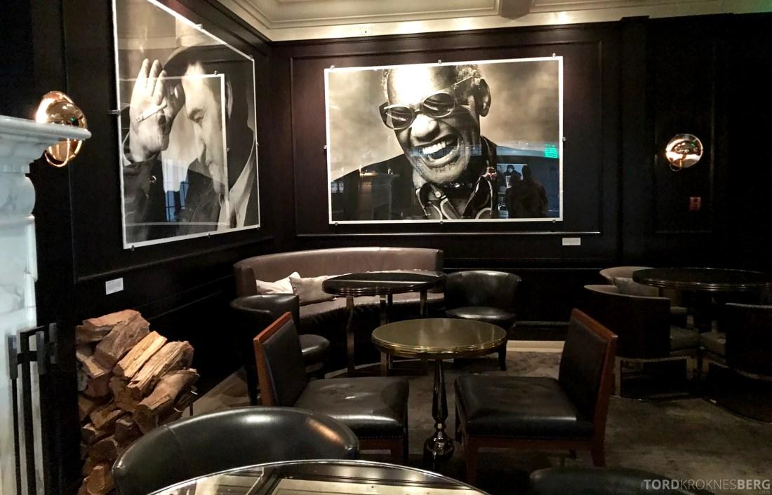 Hotel Bel-Air Los Angeles bar
