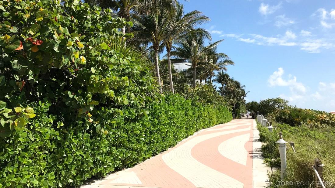 Miami Beach EDITION Hotel strandpromenade