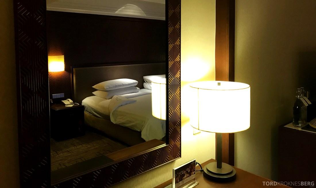 Shangri-La Rasa Sayang Penang Hotel værelse speil