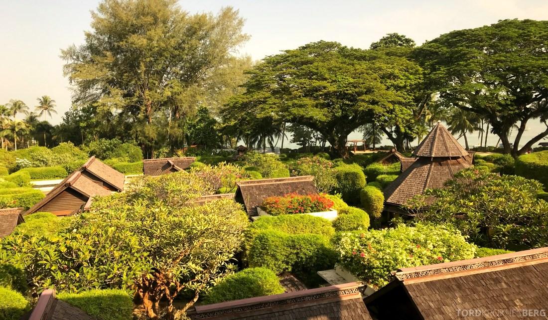 Shangri-La Rasa Sayang Penang Hotel utsikt frokost
