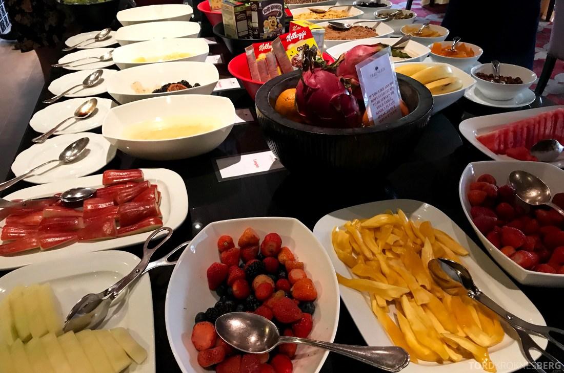 Shangri-La Rasa Sayang Penang Hotel frokost bær