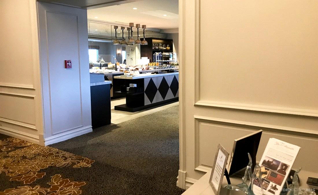 Ritz-Carlton Pentagon City Hotel lounge