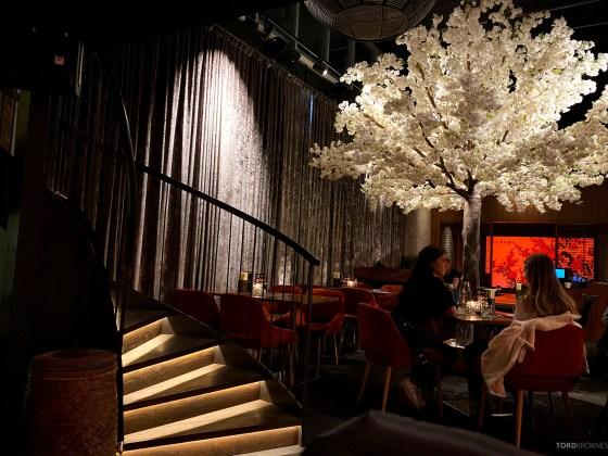 Restaurant Sumo Oslo trapp