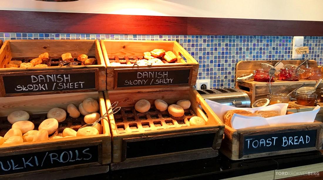 Sheraton Hotel Sopot bakst