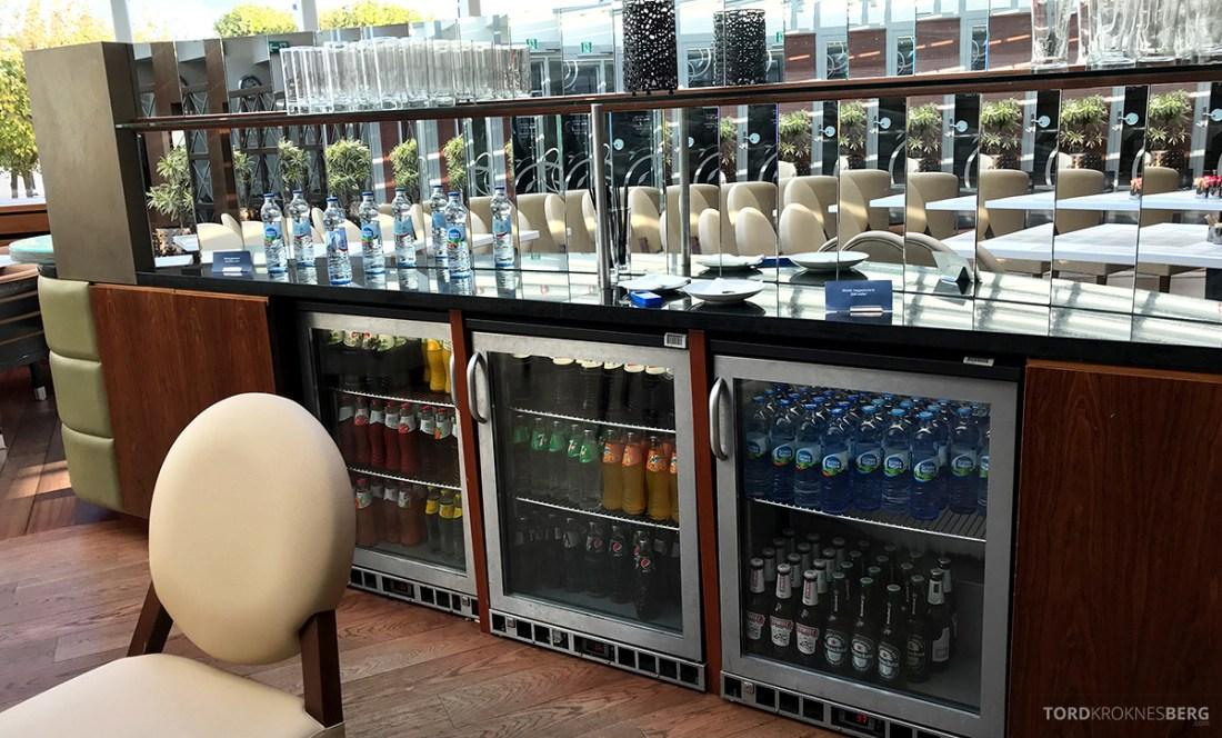 Sheraton Hotel Sopot Club Lounge brus