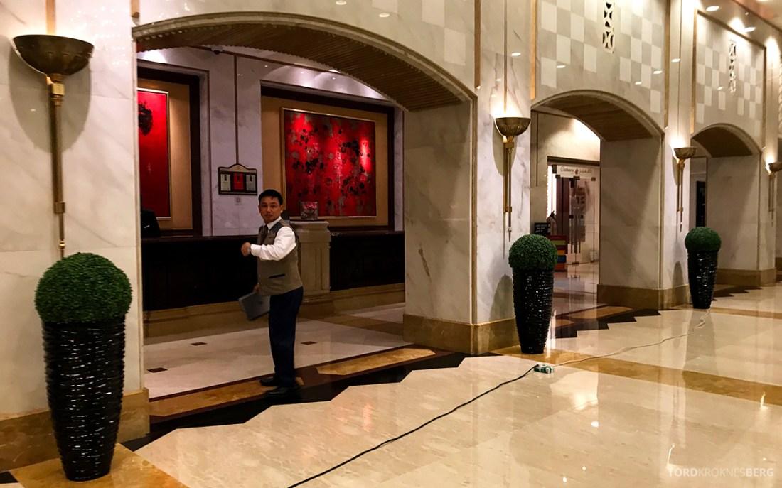Ritz-Carlton Doha Hotel resepsjon