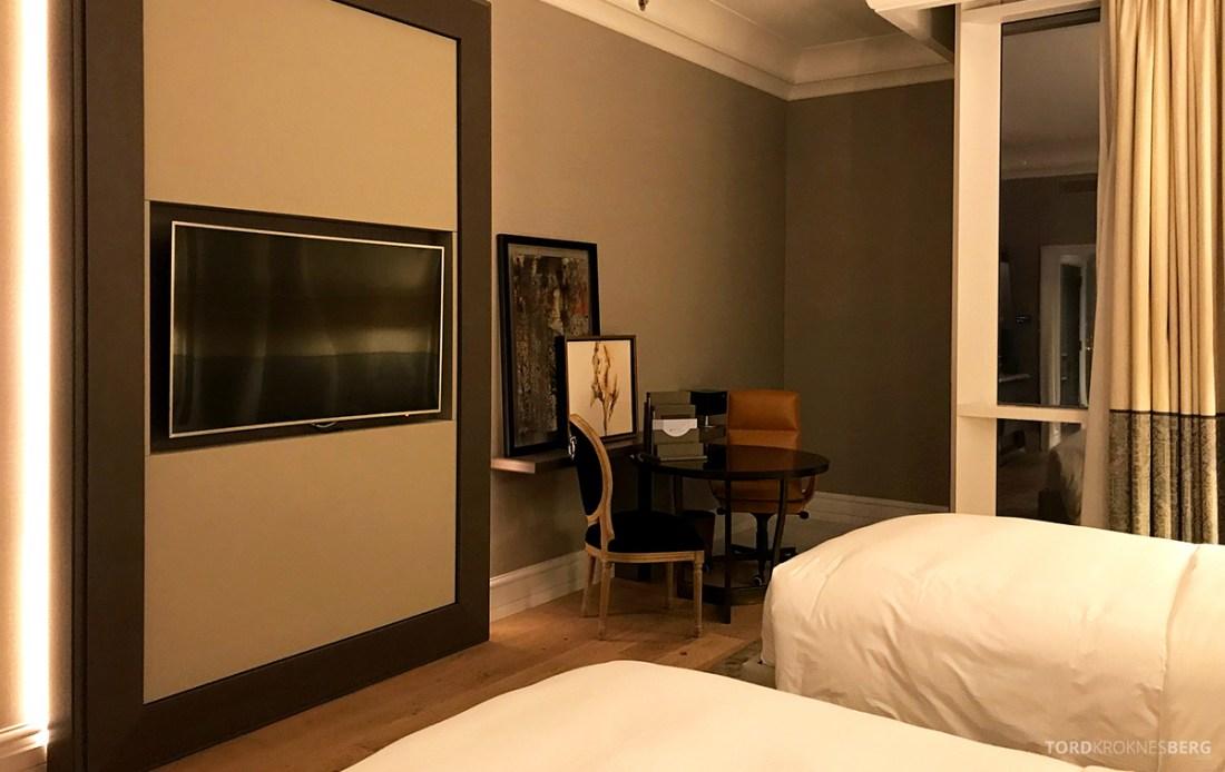 Ritz-Carlton Doha Hotel fjernsyn
