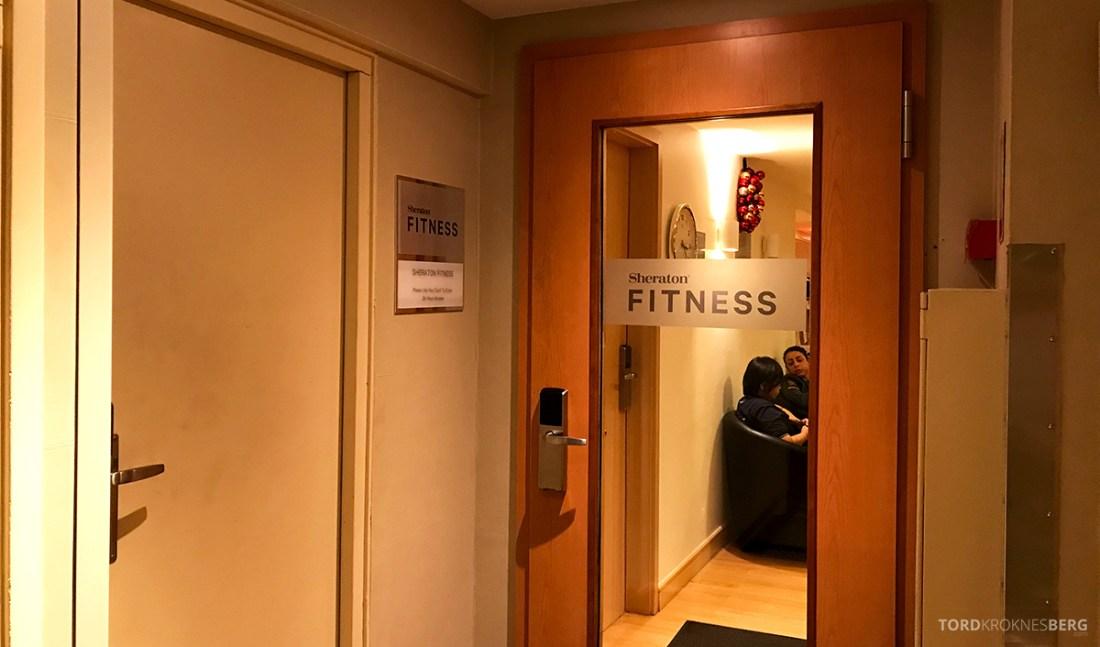 Sheraton Hotel Stockholm fitness