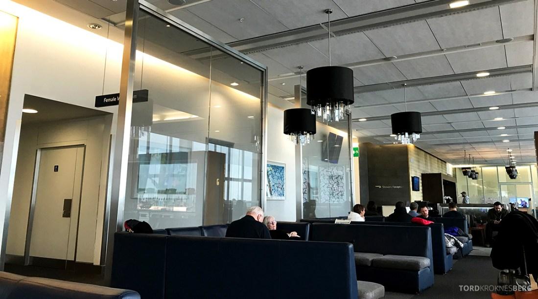 British Airways Galleries Club Lounge Heathrow London sitteplasser