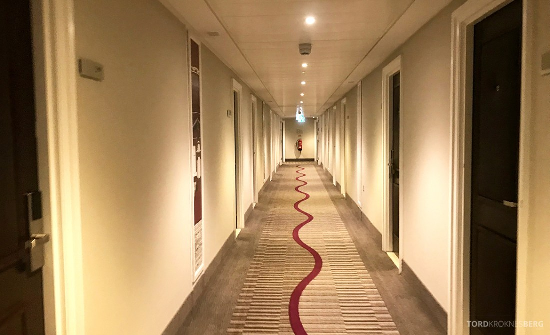 Renaissance Hotel Heathrow London korridor