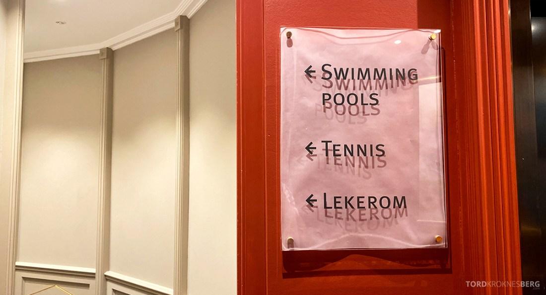 Hotel Ullensvang Hardanger Norge aktiviteter