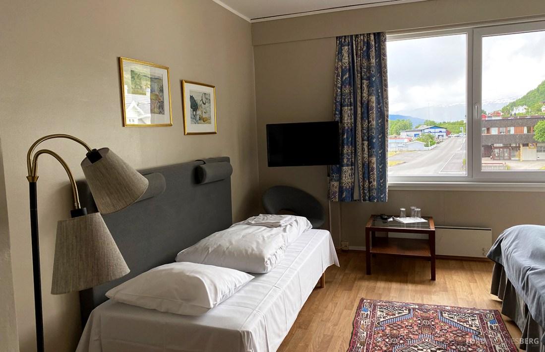 Leikanger Fjord Hotel ekstraseng
