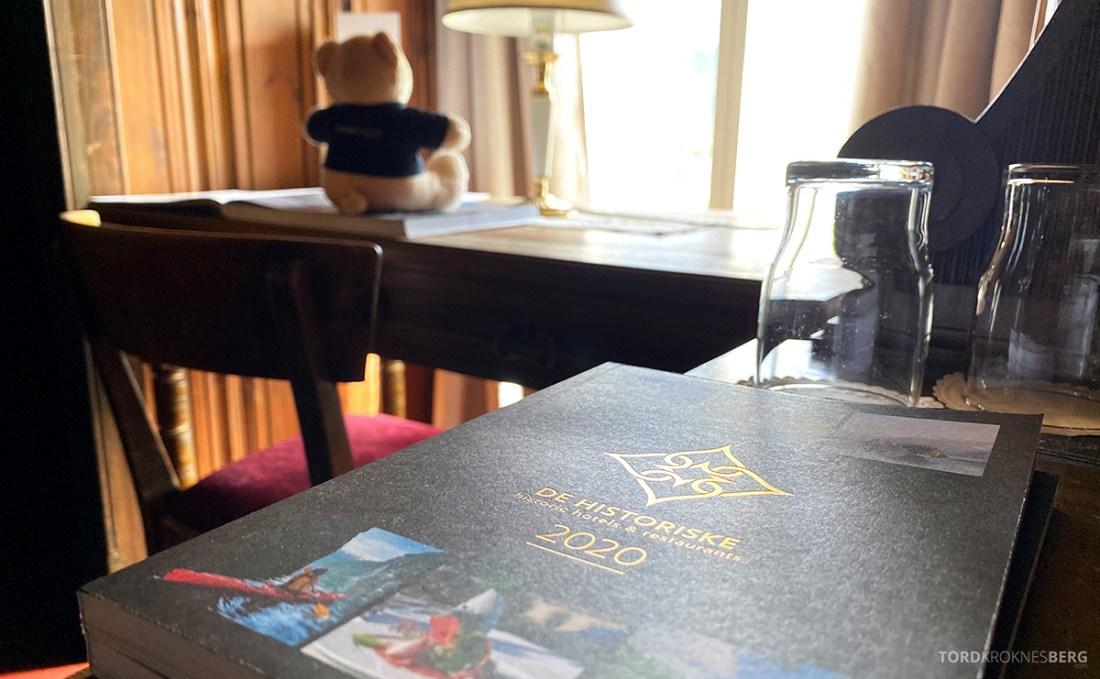 Bårdshaug Herregård Hotel Orkanger De historiske