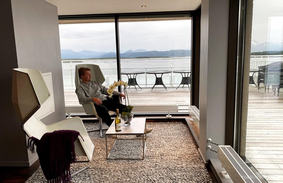 Scandic Alexandra Hotel Molde Alexandrasuiten Tord Kroknes Berg