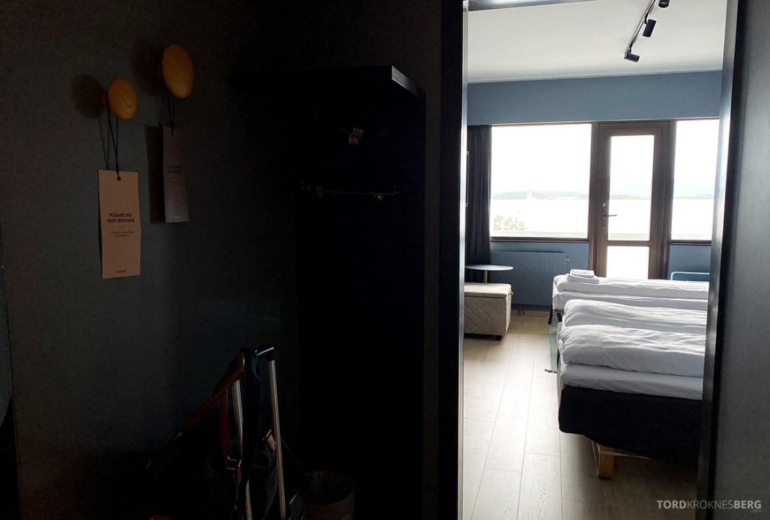 Scandic Alexandra Hotel Molde gang værelse