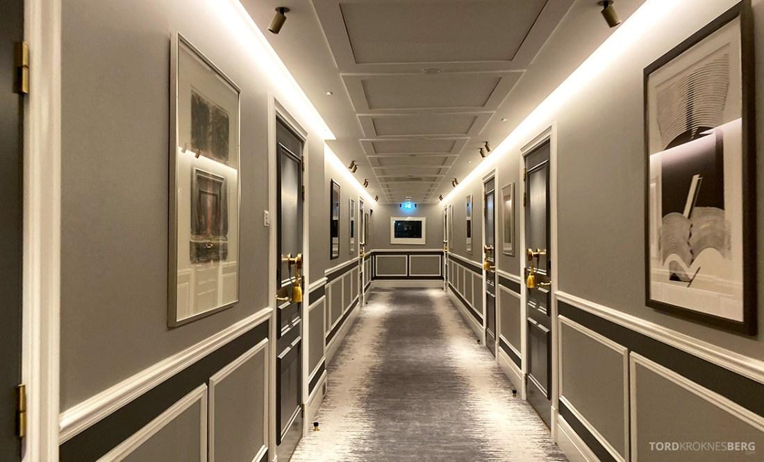 Britannia Hotel Trondheim korridor