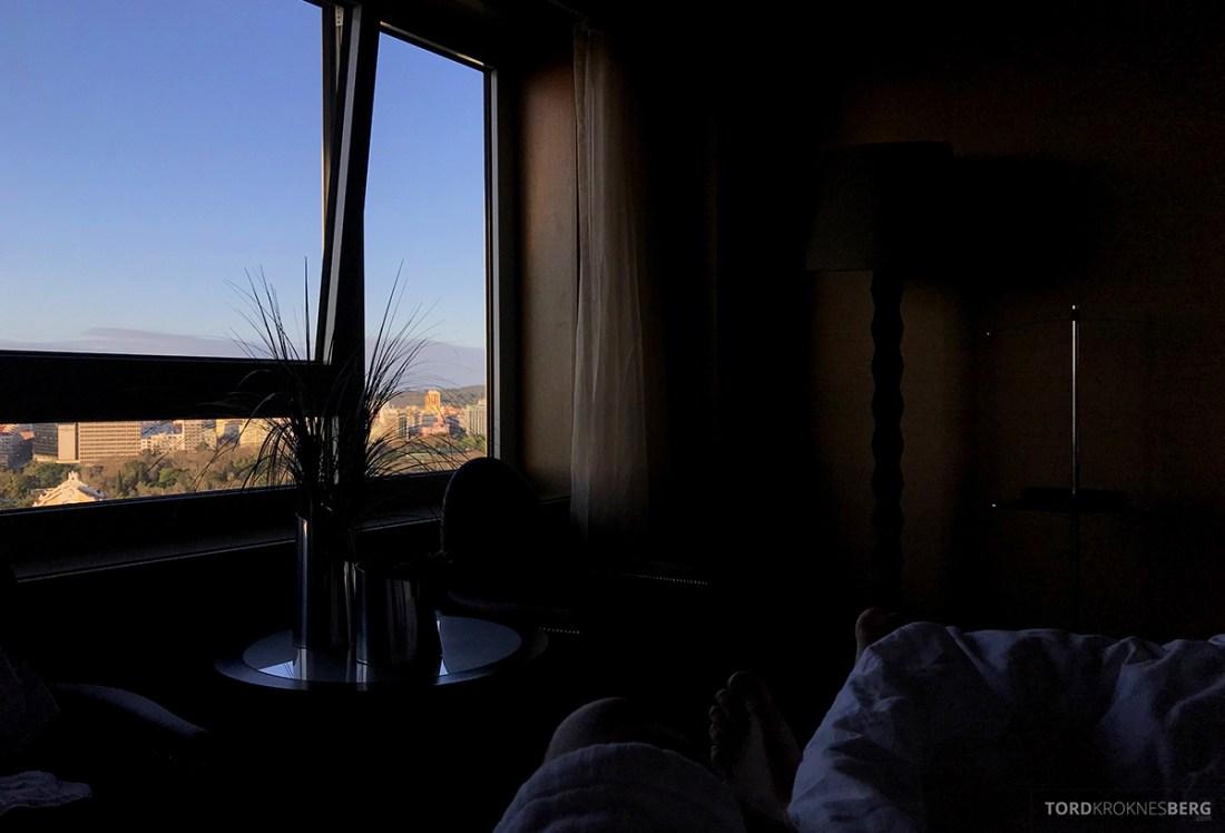 Sheraton Lisboa Hotel god morgen