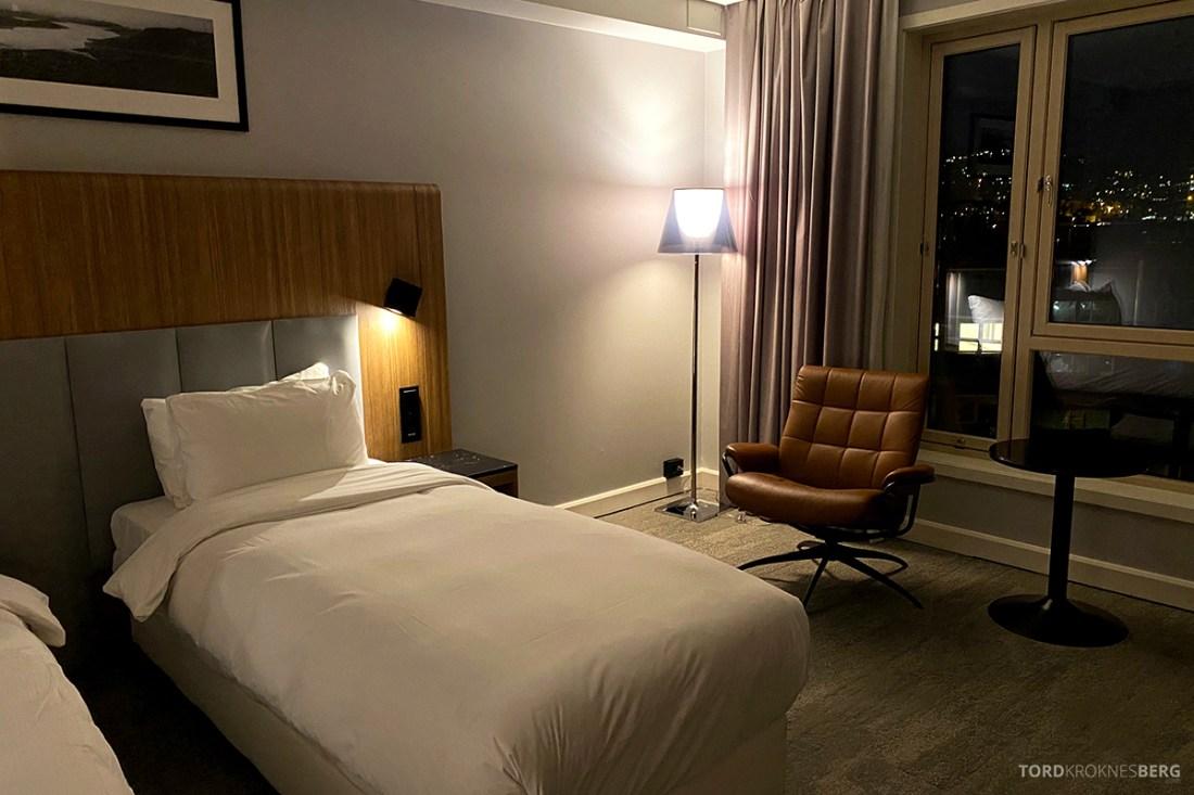 Radisson Blu Tromsø Hotel twin beds