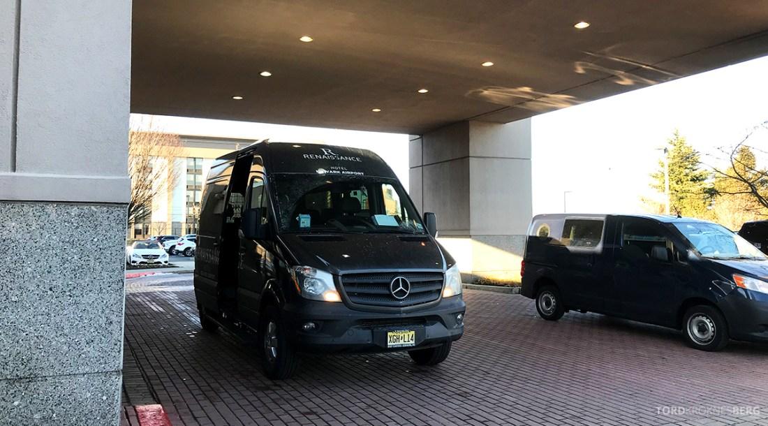 Renaissance Newark Airport Hotel gratis shuttle