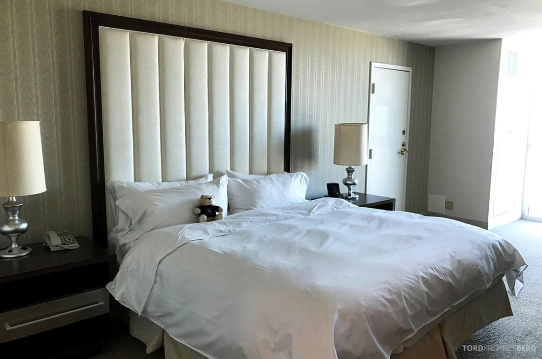 Renaissance Newark Airport Hotel seng
