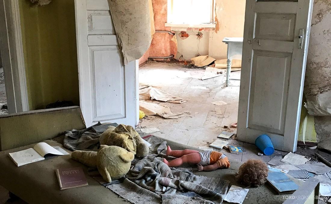 Chernobyl Pripyat Tour hjem