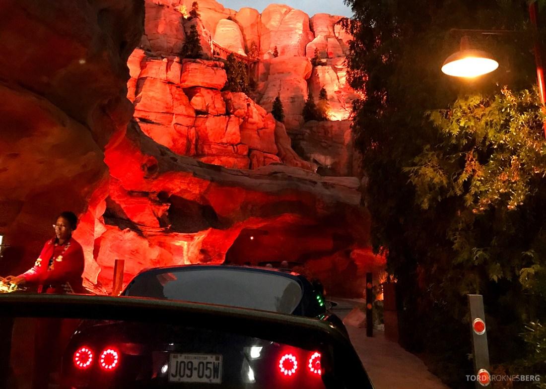 Disneyland California biler