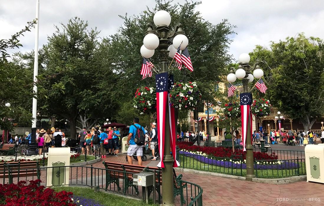 Disneyland California detaljer